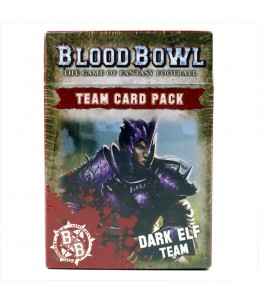 Blood bowl Team card pack...