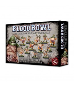 Blood bowl Nurgle´s rotters