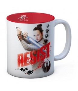 Taza Star Wars - Rey