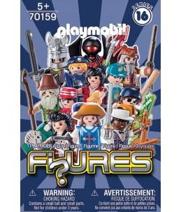 Playmobil Figures azul