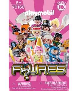 Playmobil Figures rosa