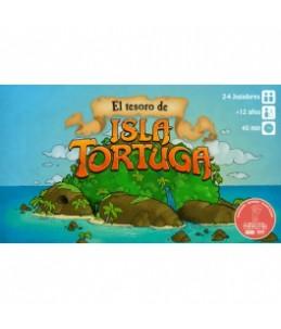 El tesoro de Isla Tortuga