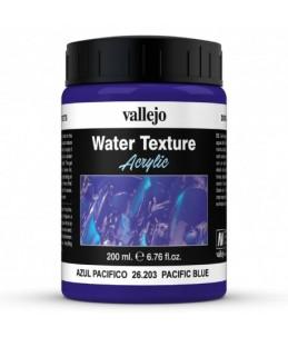 Water texture Azul Pacifico