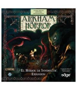 Arkham Horror - El Horror...